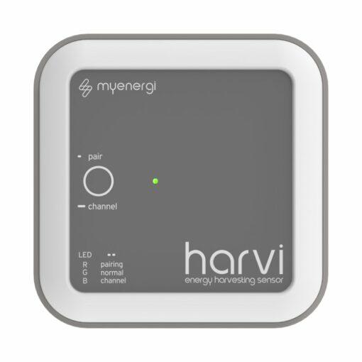 myenergi-Harvi-zappi-Funkanbindung-Messung