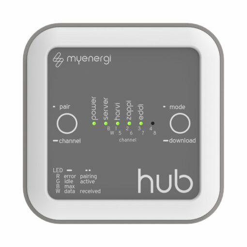 myenergi-Hub-zappi-Internet-App