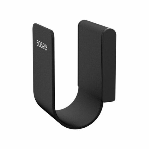 Easee-U-Hook-Schwarz-Wallbox-Kabelhalter
