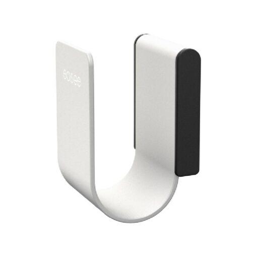 Easee-U-Hook-Weiss-Wallbox-Kabelhalter