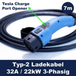 Ladekabel-Tesla-Charge-Port-Opnener-32A-22kW-7m_2