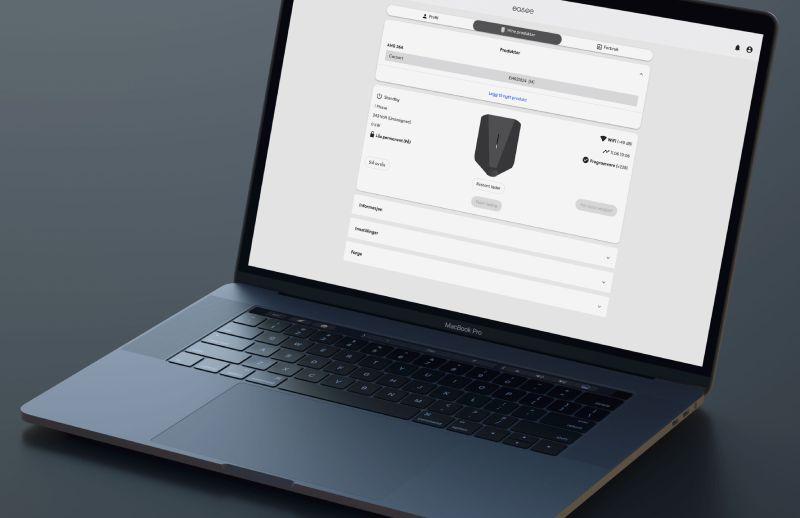 easee-Portal-Wallbox-Verwalten