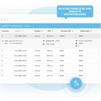 Evbox Elvi Wallbox Firmenwagen Strom Abrechnung